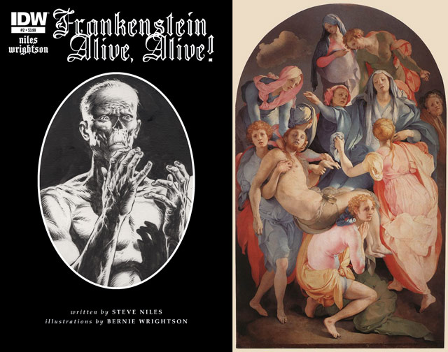Wrightson and Pontormo (R)