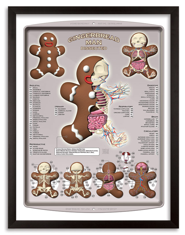 1xRUN-Jason-Freeny-Gingerbread-Dissected-16x22-blogr