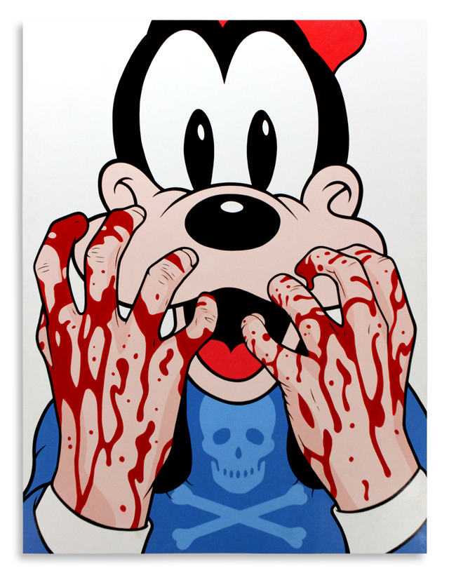 ben-frost-bleeding-hands-goofy