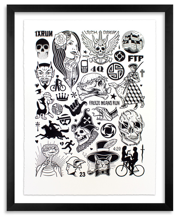 mike-giant-modern-hieroglyphics-18x24-1xrun-blog-hero