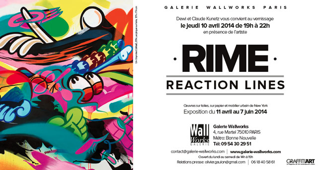 rimereaction