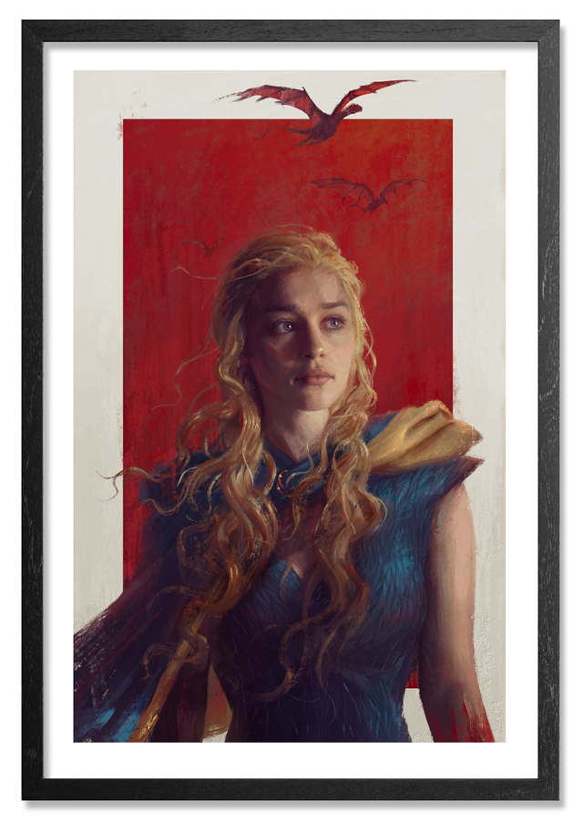 sam-spratt-the-mother-of-dragons-16x24-1xrun-blog-hero